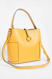 Hobo Bag mit Zierelement