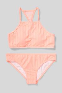 C&A Bikini-2 teilig, Rosa, Größe: 134/140