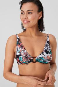 C&A Bikini-Top-Brazilian Cut, Bunt, Größe: S