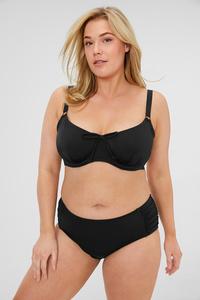 C&A Bikini-Hose, Schwarz, Größe: 54