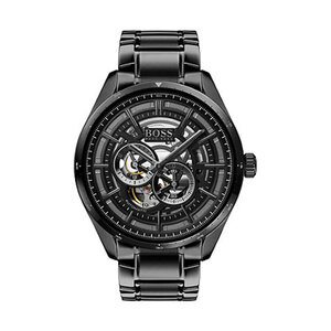 Boss Herrenuhr Grand Prix Automatic 1513750