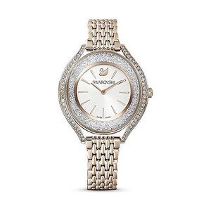 Swarovski Damenuhr Crystalline Aura Uhr, Metallarmband, 5519456