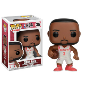 Funko Pop NBA Chris Paul (Rockets) - Unisex Sportzubehör