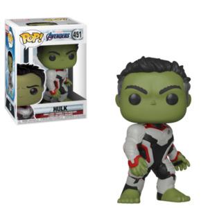 Funko Pop Hulk (Avengers Endgame) - Unisex Sportzubehör