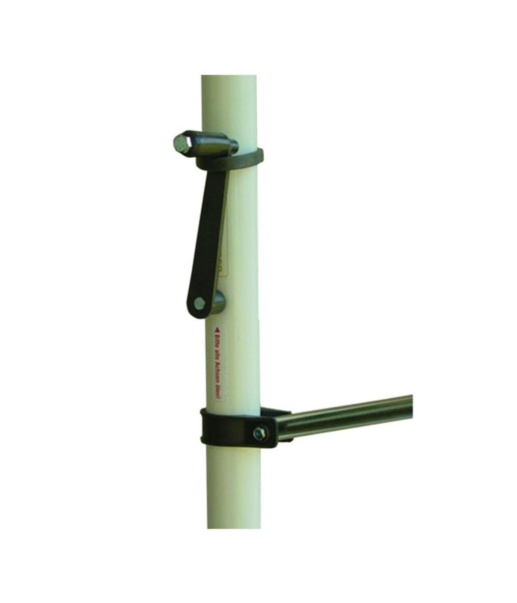 Bild 3 von Angerer Klemmmarkise grün-beige, unterschiedliche Breiten