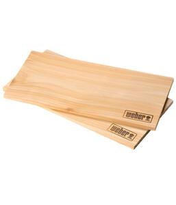 Weber Räucherbretter aus Zedernholz, 2 Stück