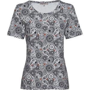 Adagio T-Shirt, Paisley, für Damen