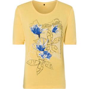 Olsen T-Shirt, Print, Strass, für Damen