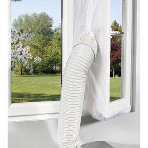 Fensterabdichtung Hot Air Stop