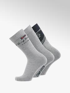 Camp David 3er Pack Socken