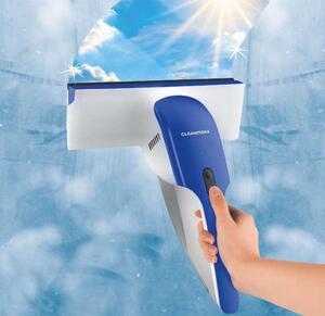 CLEANmaxx Akku-Fensterwaschsauger