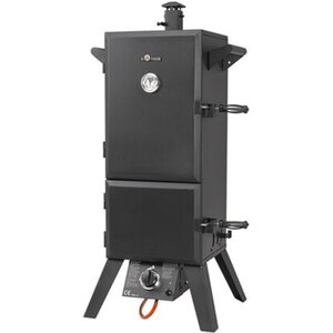 EL Fuego Gasgrill/Smoker Portland XL ca. 64 x 127,5 x 50 cm