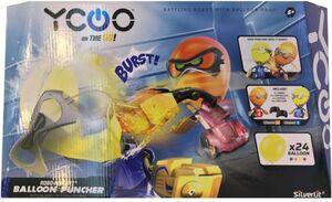 Silverlit - Robo Kombat Balloon Puncher
