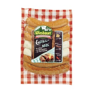 Wiesbauer Grillmix oder Party Mini Mix jede 300-g-SB-Packung