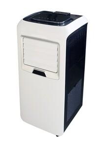 Provision Mobile Klimaanlage MKA 1250 - Schwarz-Weiß