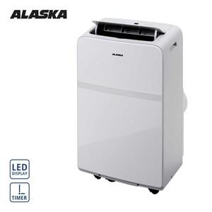 Mobiles Lokales Klimagerät MAC 2540 C · 3-Stufen-Ventilator · geeignet für Räume bis max. 18m² · Kühlleistung 2400 W (9000 BTU//h) · inkl. dehnbarer Abluftschlauch · Enerige-Effizienz A (Sp