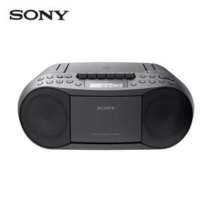 Stereo-Radiorecorder CFD-S70 • CD-Player, Kassettenrecorder, Audio-In • Mega-Bass, MP3 • Netz- oder Batteriebetrieb