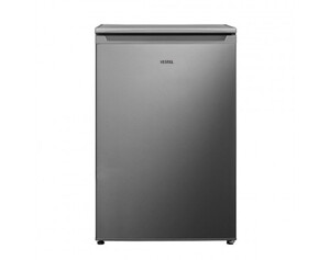 Vestel Stand-Kühlschrank KVF351BG1 silberfarbig