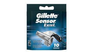 Gillette Klingen Sensor Excel -10 Stück