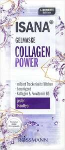 ISANA Collagen Power Gelmaske