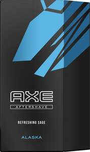 AXE Aftershave Alaska