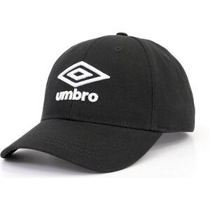 Umbro Cap, 3D - schwarz/weiß
