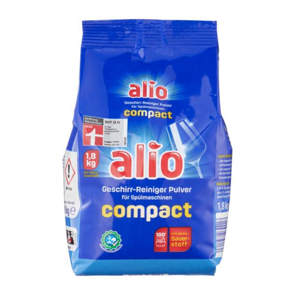 ALIO     Geschirr-Reiniger Pulver