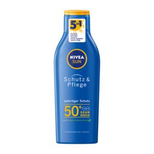 Nivea Sun Schutz & Pflege Milch