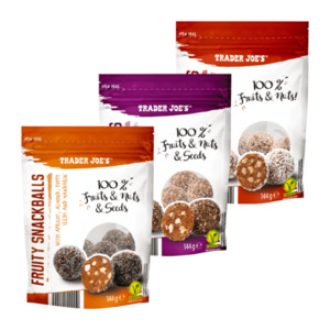 TRADER JOE'S  	   Fruity Snackballs