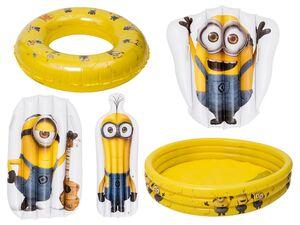 Minions Kinder Luftmatratze / Schwimmring / Pool / Floater