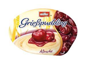 Müller Grießpudding