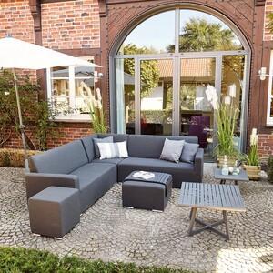 home24 Loungegruppe Delano I (4-teilig)