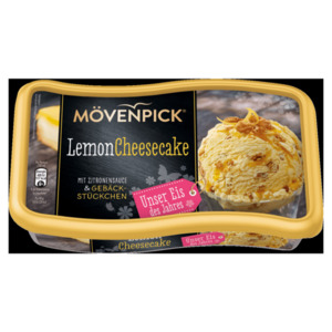 Mövenpick Lemon Cheesecake 850ml
