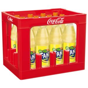 Fanta Lemon ohne Zucker 12x1l