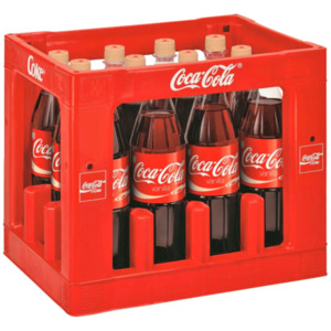 Coca-Cola Vanilla 12x1l