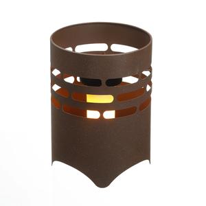 AMARE Dekoration Solar Garten Windlicht