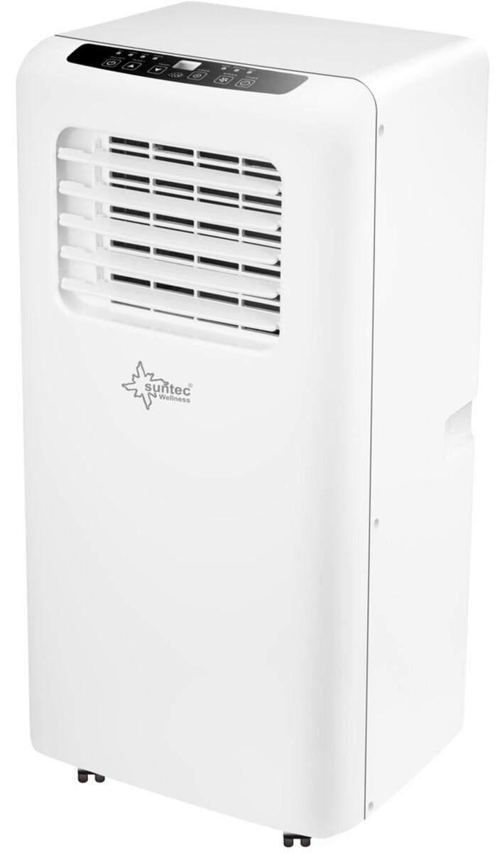 Bild 1 von SUNTEC EASY 2.7 ECO R290 Mobiles Klimagerät (Energieeffizienzklasse A, 2,6 kW Kühlleistung, Display, Fernbedienung, Window Kit)