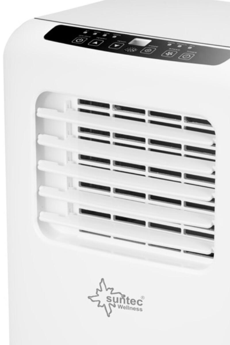Bild 2 von SUNTEC EASY 2.7 ECO R290 Mobiles Klimagerät (Energieeffizienzklasse A, 2,6 kW Kühlleistung, Display, Fernbedienung, Window Kit)