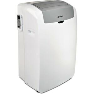 BAUKNECHT PACW29HP BK Mobiles Klimagerät (Energieeffizienzklasse A+, 3,0 kW Kühlleistung, R290, HEPA Filter, Timer)