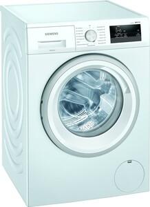 SIEMENS iQ300 WM14NK70EX Waschmaschine (EEK A+++, 8 kg, 1400 U/min., Aqua-Stop, Startzeit-Vorwahl, Endezeit-Vorwahl, Restzeit-Anzeige, Display, iQ-Drive-Motor, Soft-Trommel, wave-drum)