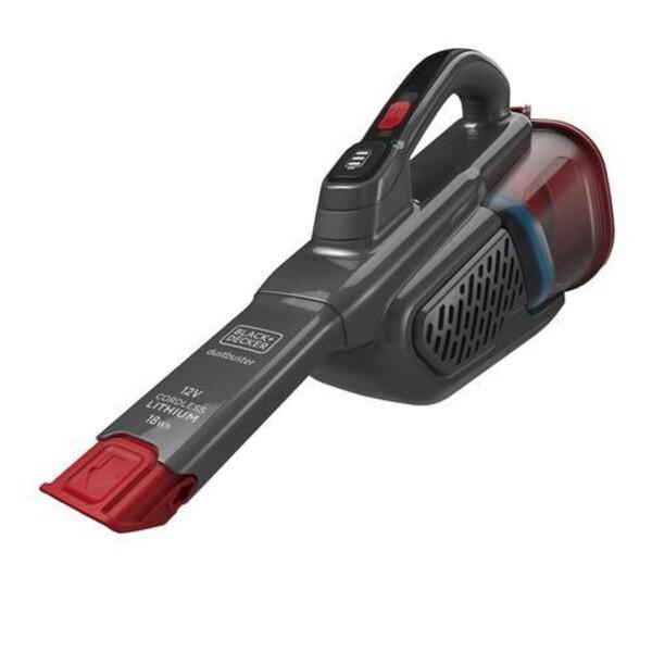 Black + Decker Akku-Handstaubsauger ohne Stiel BHHV315B (kabellos, beutellos, 20AW)