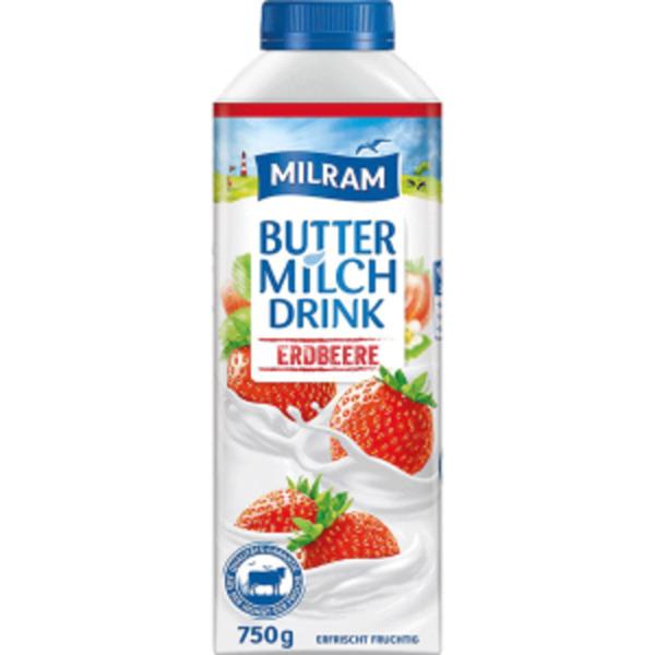 Milram Buttermilchdrink