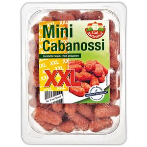Gut Bartenhof Mini Cabanossi XXL