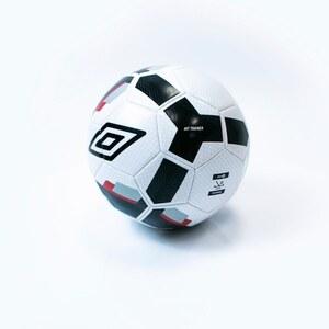 Umbro - Fußball Hit Ball, schwarz/weiß