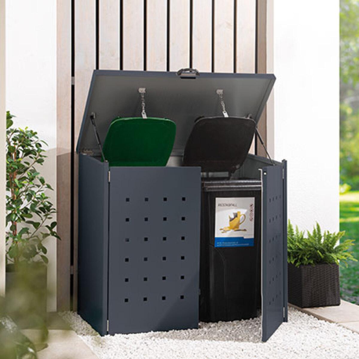 Bild 1 von Mülltonnenbox