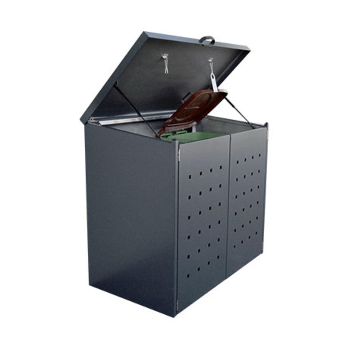Bild 3 von Mülltonnenbox