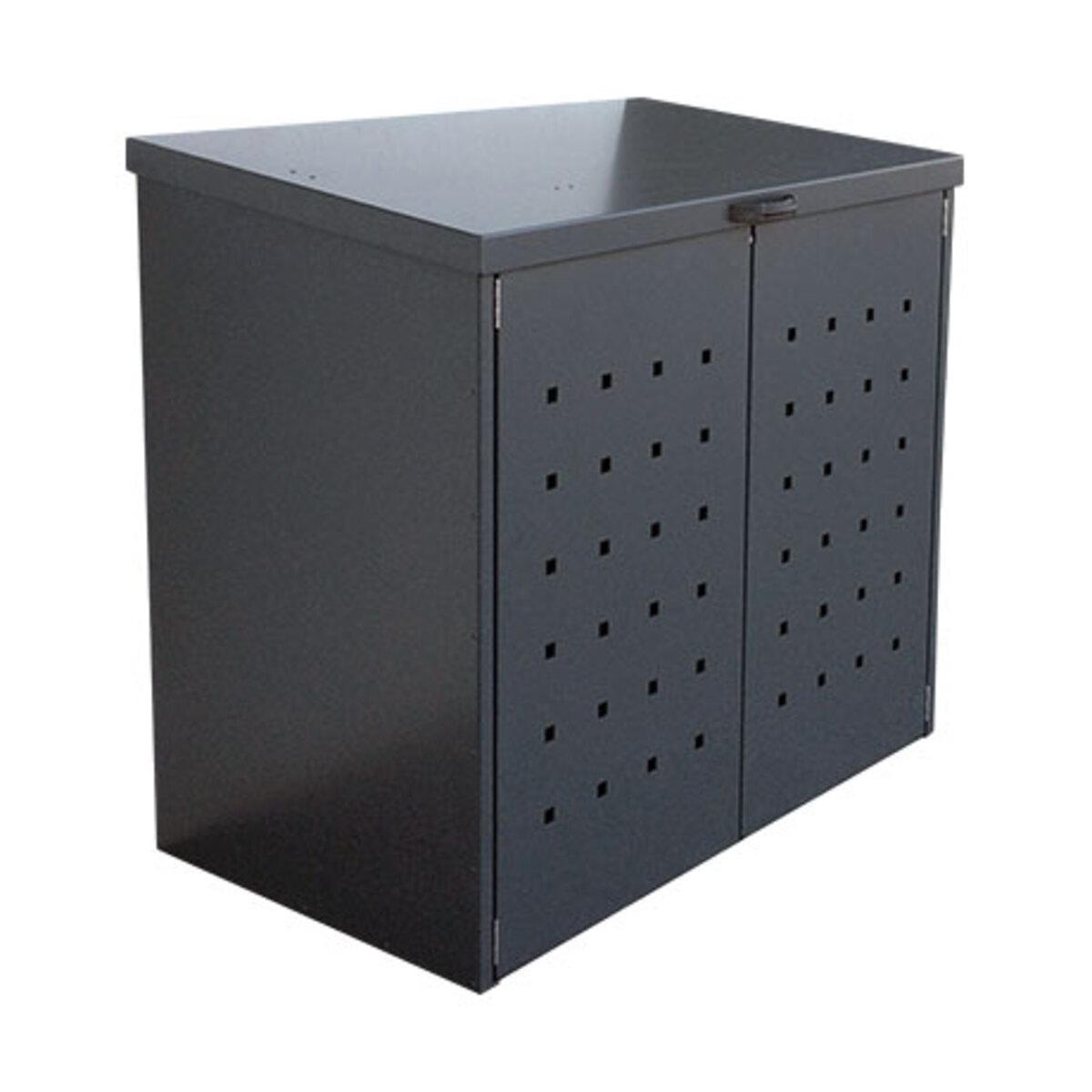 Bild 4 von Mülltonnenbox