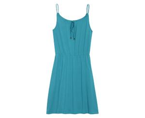 blue motion Jersey-Kleid