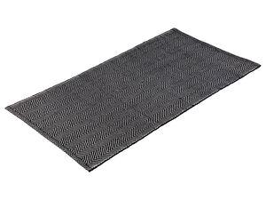 MERADISO® Wendeteppich, 67 x 120 cm, aus reiner Baumwolle