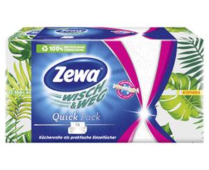 Zewa®  Wisch&Weg Quick Pack